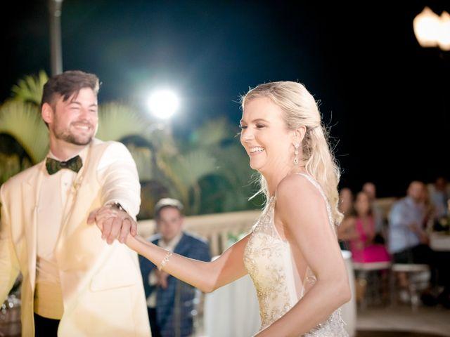 Andrew and Mindy's Wedding in Rio Grande, Puerto Rico 12