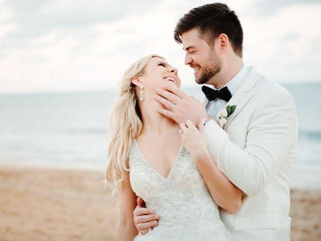 Andrew and Mindy's Wedding in Rio Grande, Puerto Rico 14