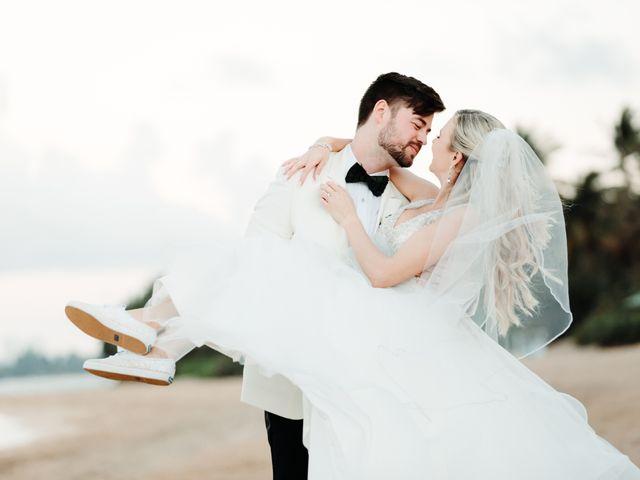 Andrew and Mindy's Wedding in Rio Grande, Puerto Rico 15