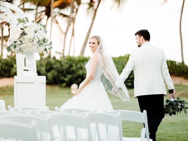 Andrew and Mindy's Wedding in Rio Grande, Puerto Rico 17