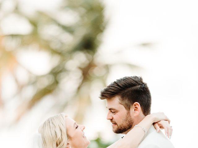 Andrew and Mindy's Wedding in Rio Grande, Puerto Rico 18