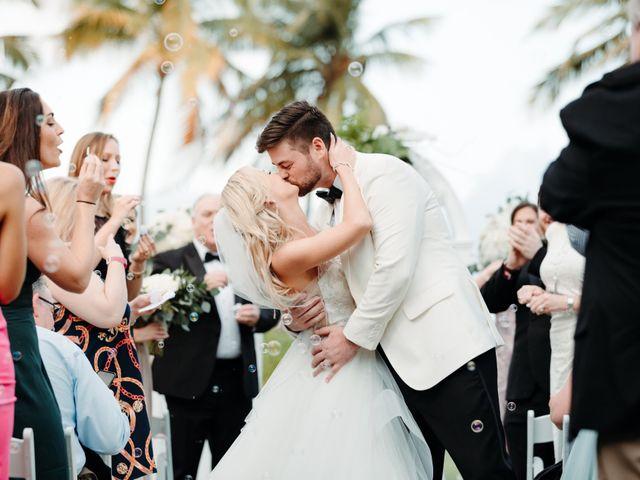 Andrew and Mindy's Wedding in Rio Grande, Puerto Rico 1
