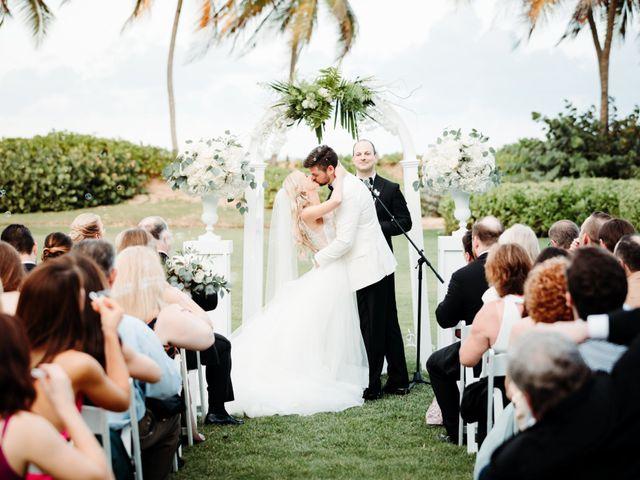 Andrew and Mindy's Wedding in Rio Grande, Puerto Rico 22