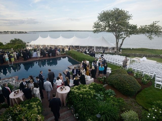 Meredith and Salomon's Wedding in Narragansett, Rhode Island 10