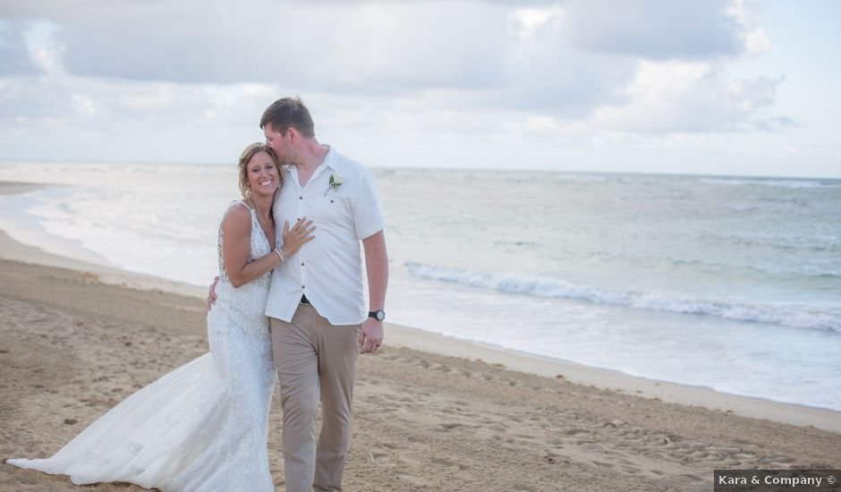 Brandon and Jade's Wedding in Punta Cana, Dominican Republic