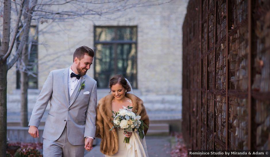 Brett and Monika's Wedding in Milwaukee, Wisconsin