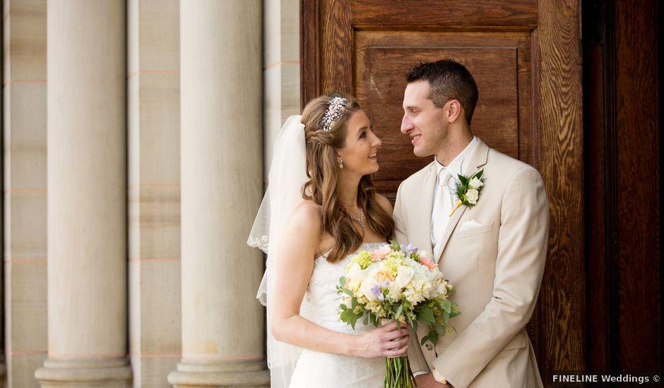 August and Rebecca's Wedding in Ligonier, Pennsylvania