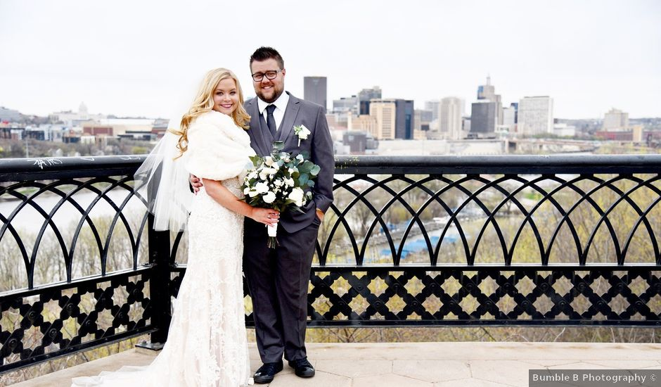 Sam and Malorie's Wedding in Saint Paul, Minnesota
