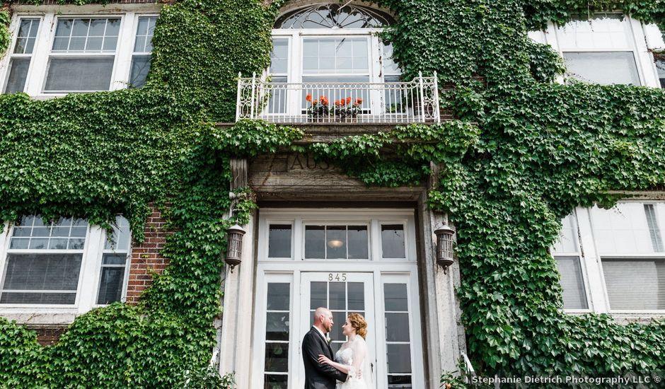 Abby and Phil's Wedding in Cedar Rapids, Iowa