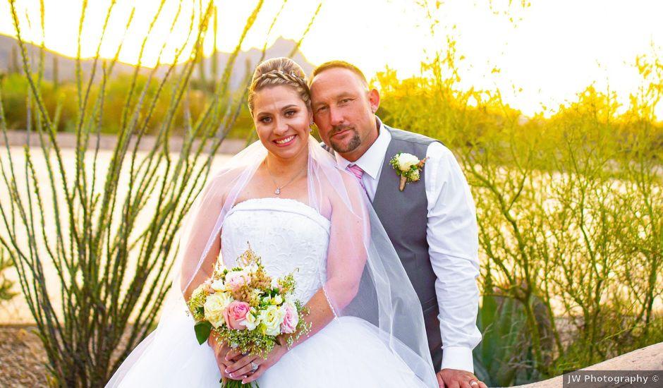 Tami and Johnathan's Wedding in Tucson, Arizona