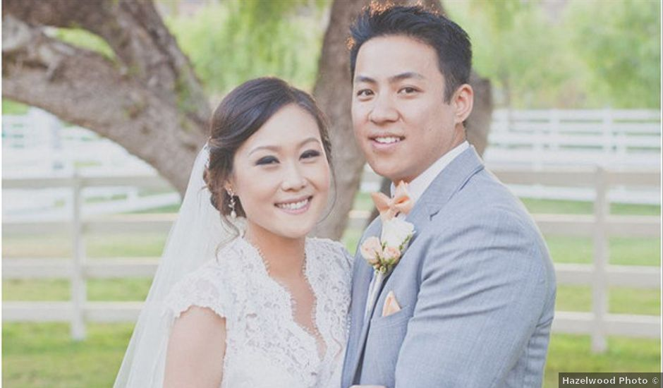 Jacquelyn and Sean's Wedding in Simi Valley, California