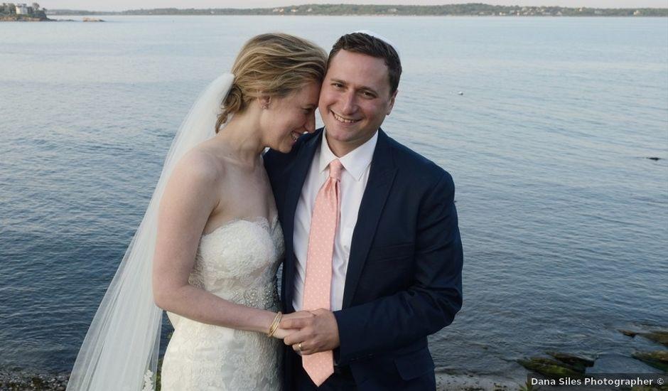 Meredith and Salomon's Wedding in Narragansett, Rhode Island