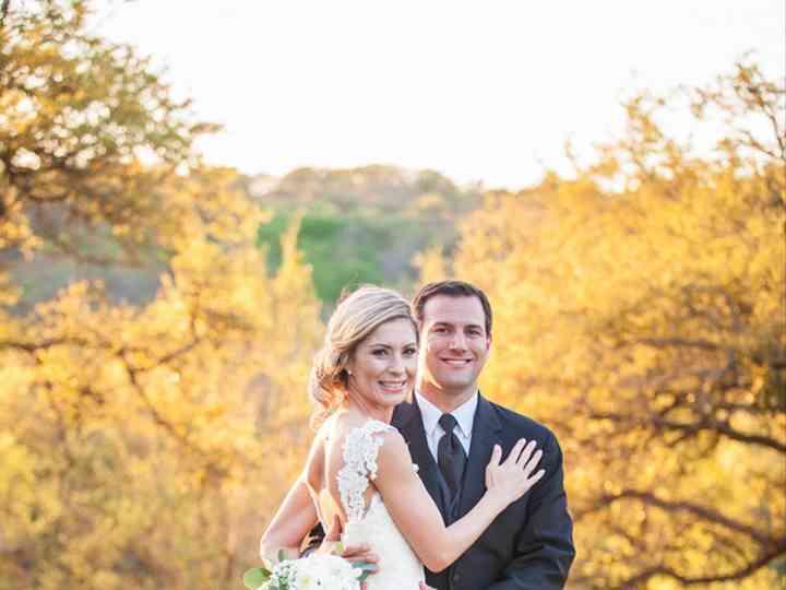 The wedding of Josh and Rebecca