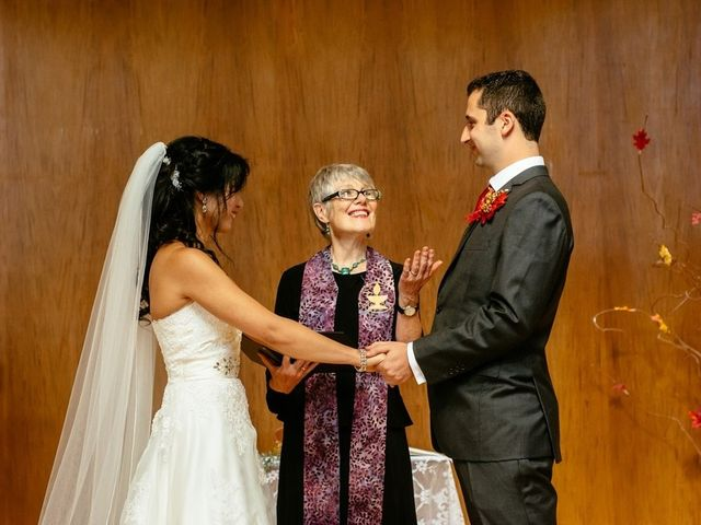Leanne and Andrew's Wedding in Vancouver, Washington 7