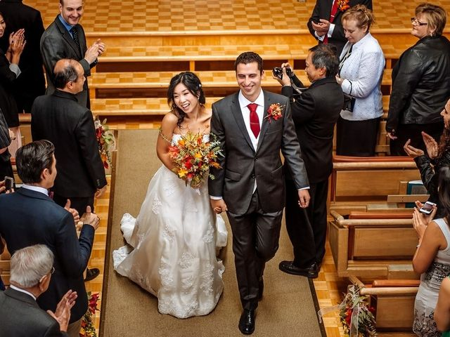 Leanne and Andrew's Wedding in Vancouver, Washington 9
