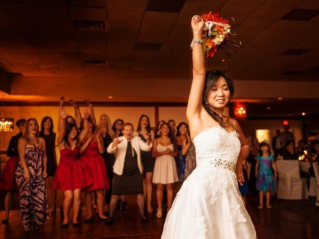 Leanne and Andrew's Wedding in Vancouver, Washington 27