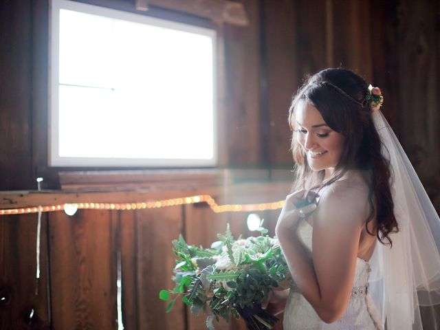 Danielle and Cody's Wedding in Corvallis, Oregon 1
