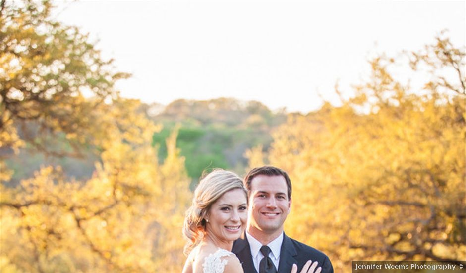 Rebecca and Josh's Wedding in Georgetown, Texas