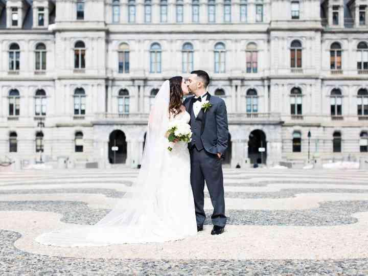 The wedding of Alaina and Jeremy