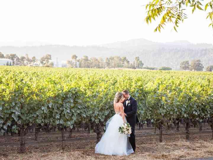 The wedding of Kathleen and Bryce