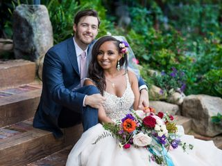 The wedding of Talya and Drew