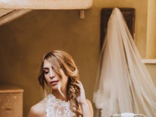 Clelia and Tommaso's Wedding in Rome, Italy 6