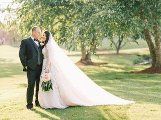 The wedding of Ines and Goran