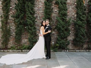 The wedding of Emily and Adam