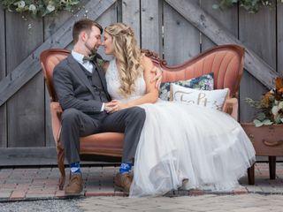 The wedding of Waverly and Garrett