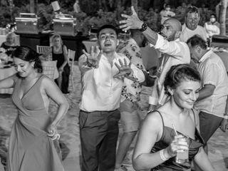 The wedding of Ashley and Ryan 1