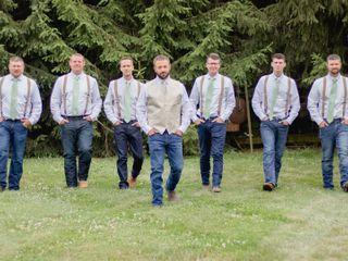 The wedding of Kiralynn and Chris 3