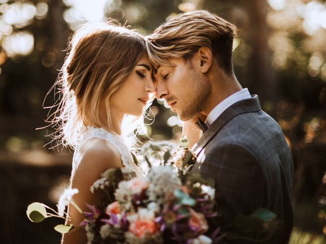 The wedding of Tommaso and Clelia