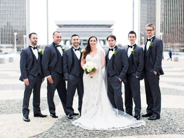 Jeremy and Alaina's Wedding in Albany, New York 11