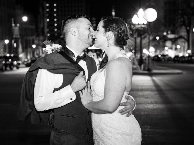 Jeremy and Alaina's Wedding in Albany, New York 31