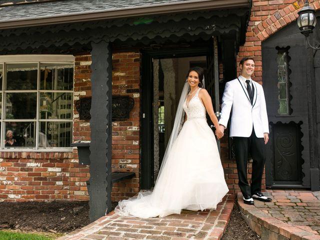 Alexander and Christina's Wedding in Madison, Pennsylvania 12