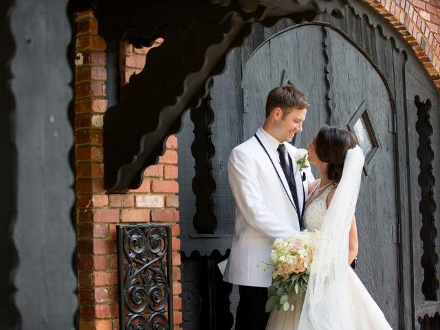 Alexander and Christina's Wedding in Madison, Pennsylvania 51