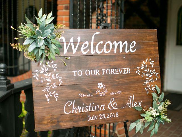 Alexander and Christina's Wedding in Madison, Pennsylvania 52