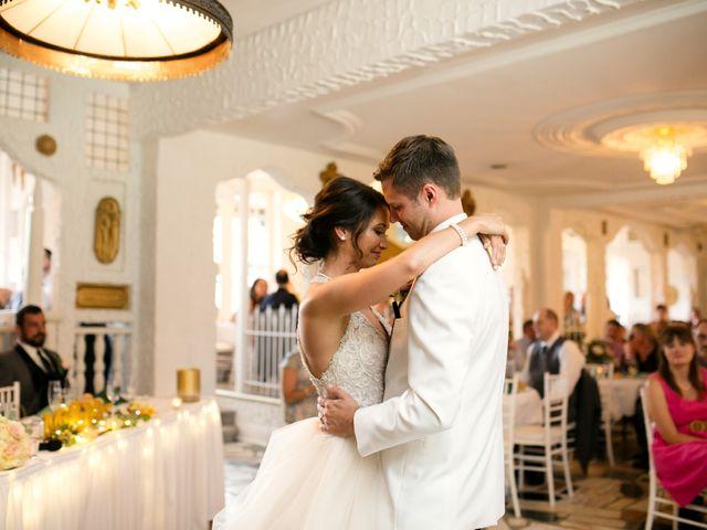 Alexander and Christina's Wedding in Madison, Pennsylvania 61