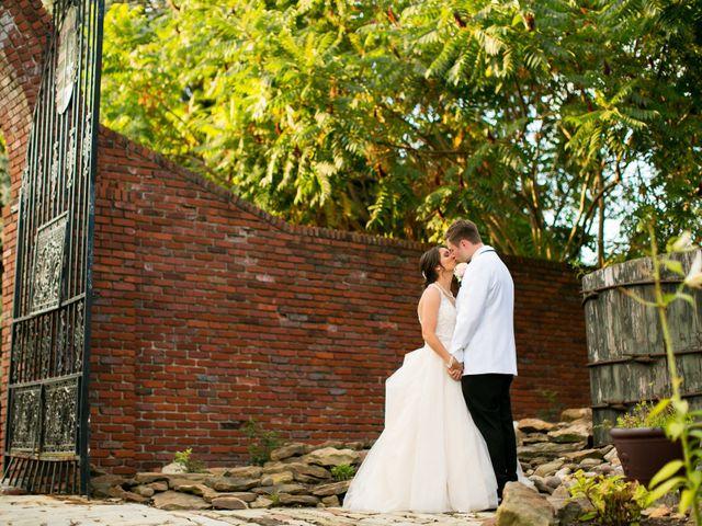 Alexander and Christina's Wedding in Madison, Pennsylvania 70