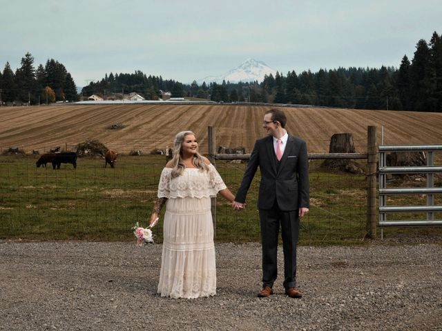 The wedding of Lexi and Grant