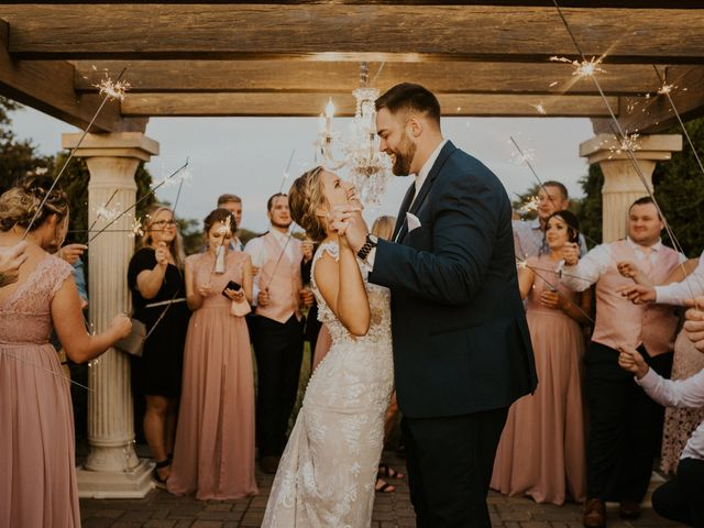 Connor and Abbey 's Wedding in Lakeville, Minnesota 1