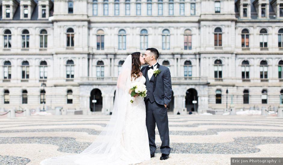 Jeremy and Alaina's Wedding in Albany, New York
