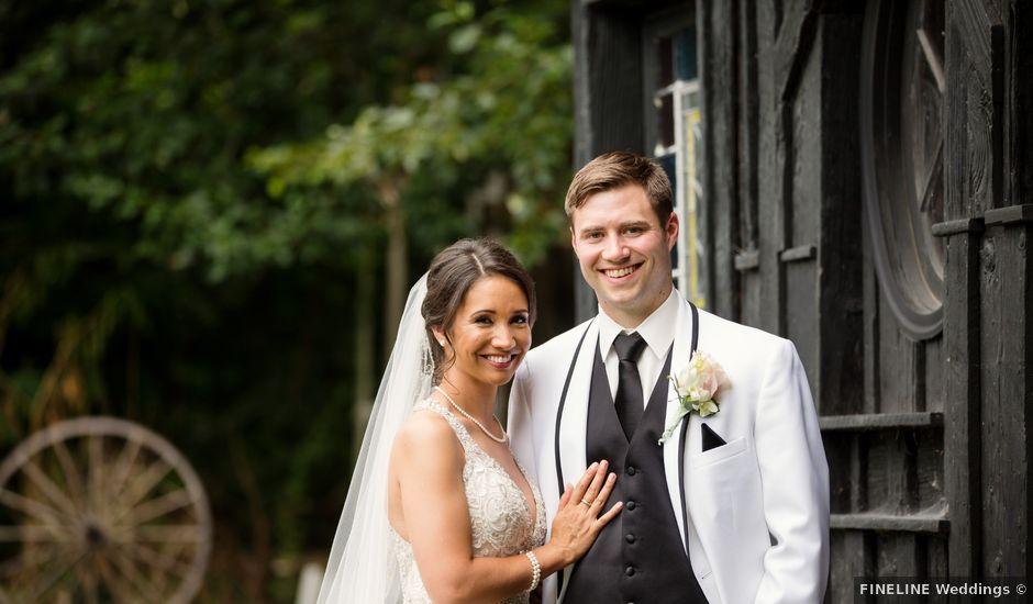 Alexander and Christina's Wedding in Madison, Pennsylvania