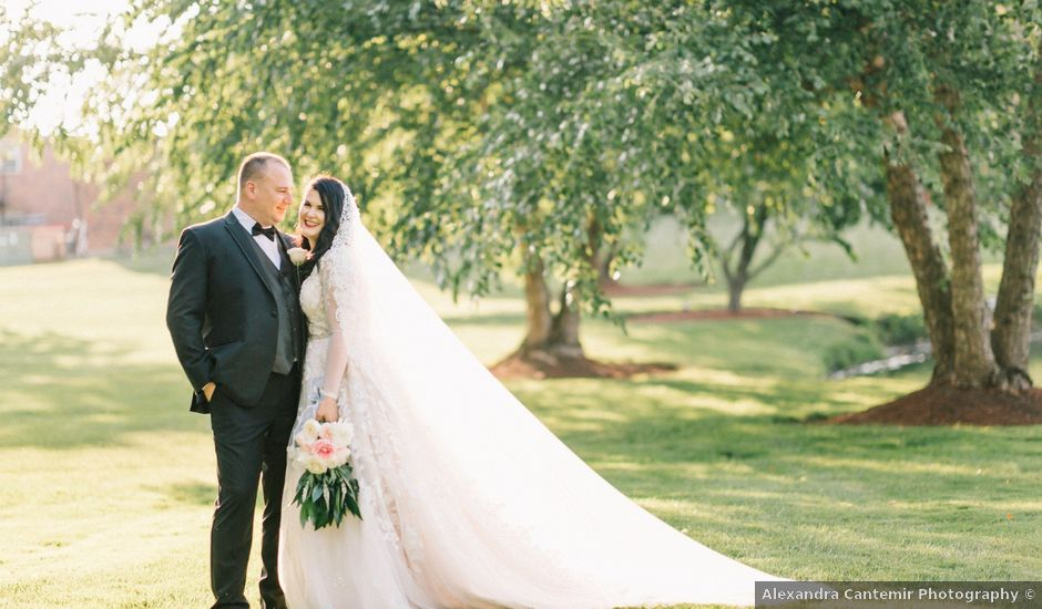 Goran and Ines's Wedding in Lake Zurich, Illinois
