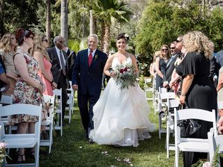 Lindsay and Jeff's Wedding in Piru, California 11