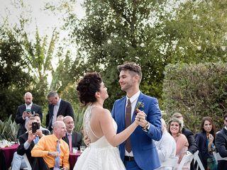 Lindsay and Jeff's Wedding in Piru, California 21
