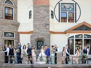 Lindsay and Jeff's Wedding in Piru, California 15
