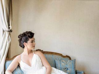 Lindsay and Jeff's Wedding in Piru, California 5