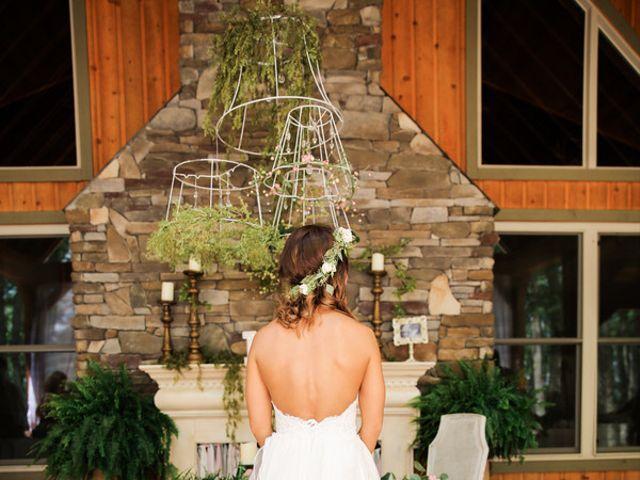 Chelsea and Andrew's wedding in West Virginia 2
