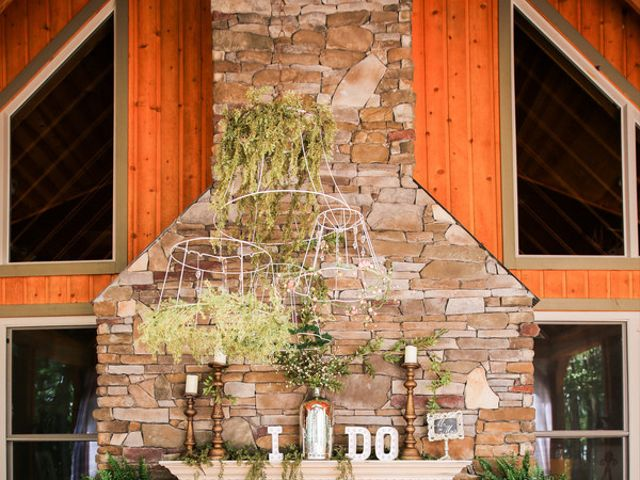 Chelsea and Andrew's wedding in West Virginia 14